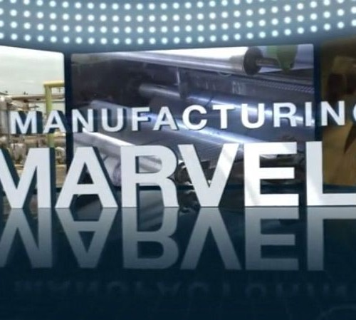 Envision3 Featured on FOX TV's Manufacturing Marvels